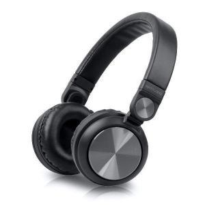 Casque Réducteur de Bruit Bluetooth avec Micro Muse 276 BT - Noir
