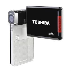 Toshiba Camileo S30 Camcorder - Schwarz