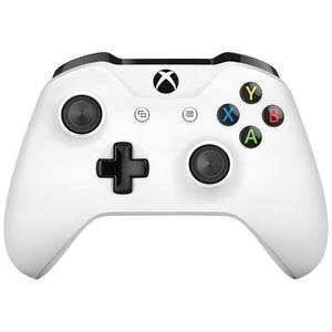 Wireless Joystick for Microsoft Xbox One - White
