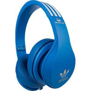 Cuffie Riduzione del Rumore con Microfono Monster Adidas - Blu