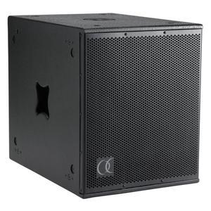 Enceinte   Audiophony Ex15S - Noir