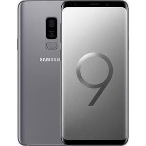 Galaxy S9+ 256GB Dual Sim - Harmaa - Lukitsematon