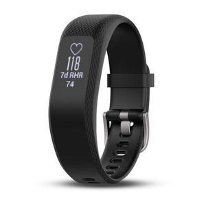 Activity tracker Cardio GPS Garmin vívosmart 3 - Zwart