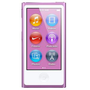 MP3-player & MP4 16GB iPod Nano 7 - Violett