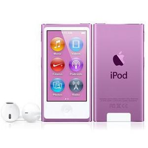 Lettori MP3 & MP4 16GB iPod Nano 7 - Viola