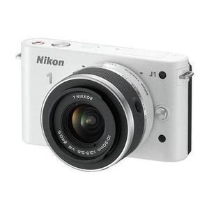 Hybride - Nikon 1 J1 - Blanc