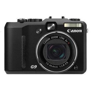 Compact - Canon PowerShot G9 Noir Canon Canon Zoom Lens 6x IS 35-210 mm f/2.8-4.8
