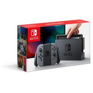Nintendo Switch - HDD 32 GB - Grau