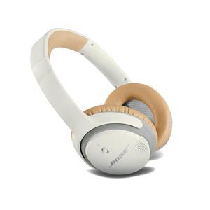 Kopfhörer Rauschunterdrückung Bluetooth mit Mikrophon Bose SoundLink AE - Weiß