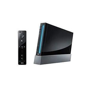Nintendo Wii - HDD 0 MB - Schwarz