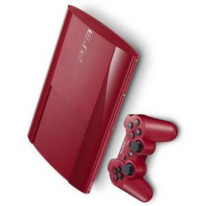 Sony PlayStation 3 Ultra Slim 12 GB - Rood
