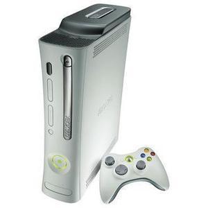 Konsole Microsoft Xbox 360 Arcade 20 GB + Controller - Weiß