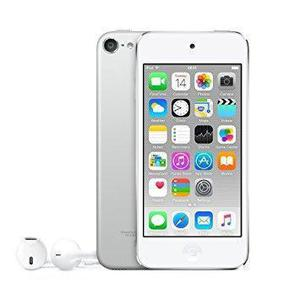 iPod Touch 6 MP3 & MP4 player 128GB- Silver