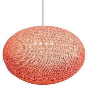 Enceinte  Bluetooth Google Home Mini - Corail