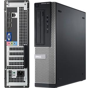 Dell OptiPlex 3010 SFF Core i3 3,3 GHz - HDD 250 Go RAM 4 Go