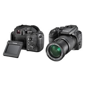 Fujifilm FinePix S100fs Brückenkamera - Schwarz