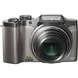 Compact Olympus SZ-30MR - Argent