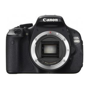 Reflex canon EOS 600D + ojectif canon18/200