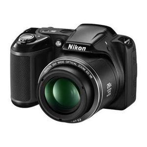 Compact Camera Bridge - Nikon Coolpix L320 - Nero