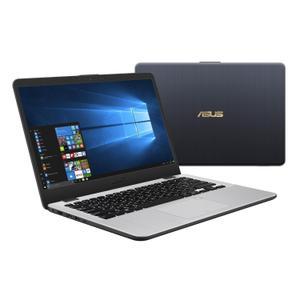 """Asus VivoBook R418U 14"""" Core i3 2,4 GHz - HDD 1 To - 4 Go AZERTY - Français"""