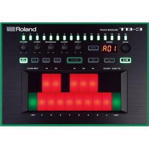 Roland TB-3 Touch Bassline Accesorios