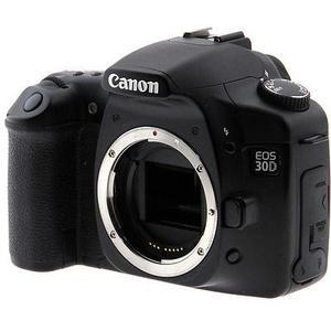 Canon EOS 30D Reflex 8Mpx - Black