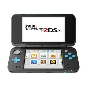 Konsole Nintendo New 2DS XL - Schwarz / Blau