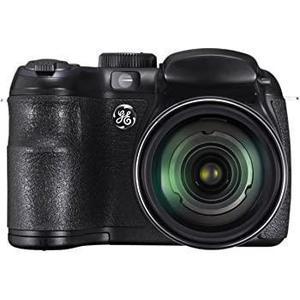 Cámara bridge GE X5 Power Pro - Negro + lente GE Aspherical Zoom Lens 27-405 mm f/3-5.2
