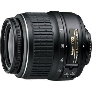 Objektiv Nikon 18-55 MM AF-S Nikkor 1: 3,5-5,6 G DX ED II-Objektiv