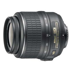 Lens Nikon 18-55 MM AF-S Nikkor 1: 3.5-5.6G DX ED II