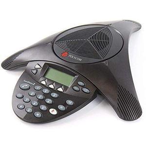 Kokouspuhelin Polycom SoundStation 2 - Musta