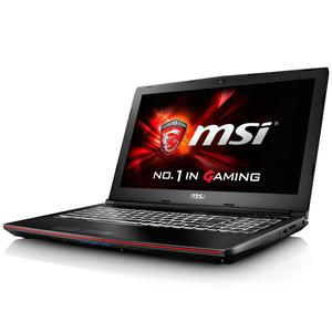 "MSI GP62 6QF-1272FR 15,6"" (2016)"