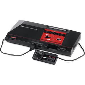 Console Sega Master System + Manette - Noir