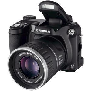 Compactcamera Fujifilm FinePix S5600 - Zwart