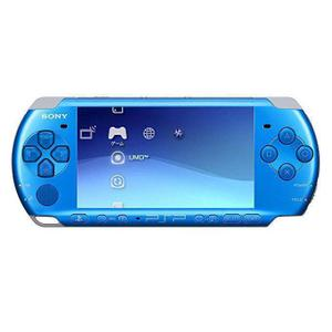 Playstation Portable 3000 - HDD 0 MB - Blue