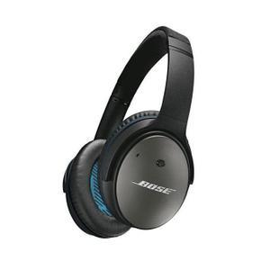 Kopfhörer Rauschunterdrückung mit Mikrophon Bose QuietComfort 25 - Schwarz
