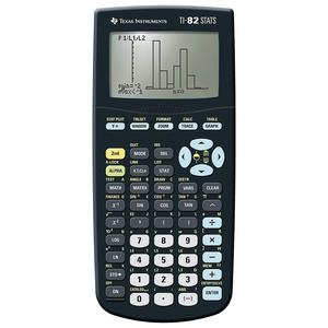 Statistikrechner Texas Instruments TI 82