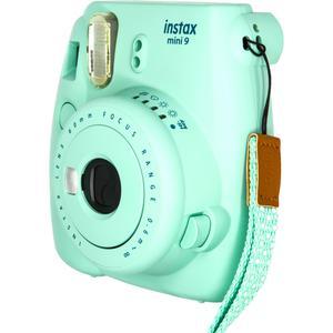Pikakamera Fujifilm Instax Mini 9 - Mintunvihreä + objektiivi Fujifilm Fujinon Instax Lens 60 mm f/12.7