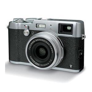 Fujifilm X100T Compact 16 - Silver