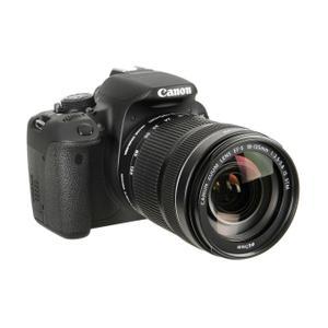 Reflex  Canon EOS 700D - Noir + Objectif 18-135 IS STM