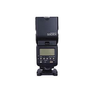 Flash Canon 550EX Speedlite - Noir