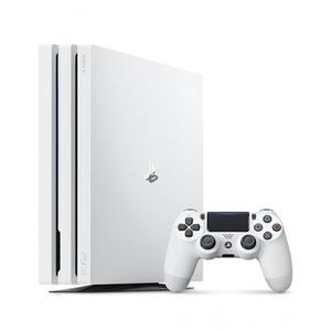 Console Sony PlayStation 4 Pro 1 To + Manette  - Blanc