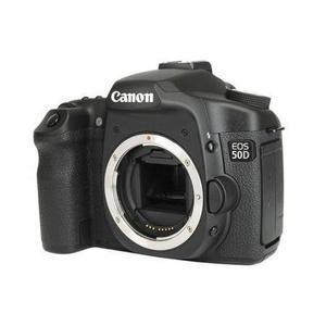 Fotocamera reflex - Canon EOS 50D - Nera - Nessun obiettivo