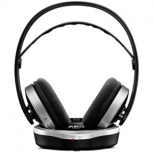 Koptelefoon Bluetooth Microfoon AKG K915 - Zwart