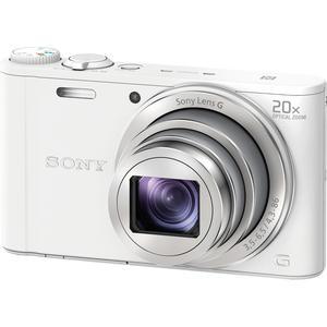 Compact - Sony DSC-WX350 - Argent