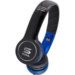 Cascos Micrófono Soul By Ludacris SL100 - Azul/Negro