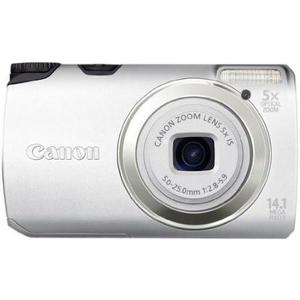 Canon PowerShot A3200 IS - Argent