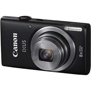 Kompaktkamera - Canon IXUS 135 - Schwarz
