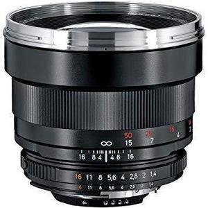 Zeiss Planar T * 85mm f / 1.4 ZF.2 lens voor Nikon