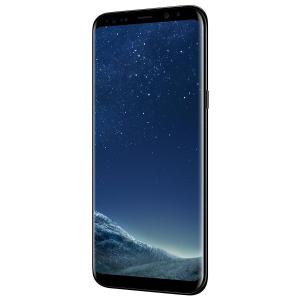 Galaxy S8 64GB - Musta (Carbon Black) - Lukitsematon